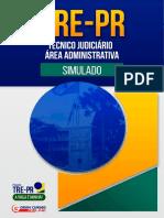 Simulado TRE-PR - Técnico Judiciário – Área Administrativa-completo