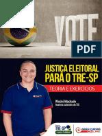 TRE-SP Direito Eleitoral