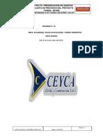 Informe Semanal de Seguridad - Base Huaral Del 10 Al 14 de Julio