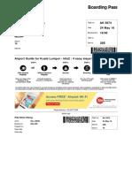 24.5.2016, Boarding Pass, WPS & Alvin