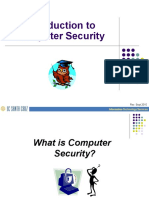 Chap 1 Introduction to Computer Security