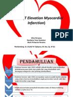 STEMI (ST Elevation Myocardial Infarction)