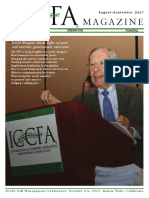 ICCFA Magazine August/September 2017