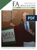 ICCFA Magazine August/September 2017
