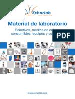 Scharlab Catalogo General 2016