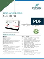 SGE30PR