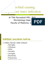 1_Microbial Causing Respiratory Tract