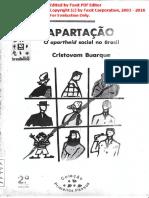 O que é apartação - o apartheid social no Brasil - Cristovam Buarque.pdf