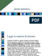 3.Legislazione turistica
