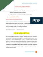PRACTICA DE LABORATORIO DE ENERGIA II - PRESION DE CHORRO