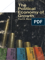 BARAN, P. - SWEEZY, P., The Political Economy of Growth