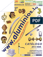 Catalogo Acessorios de Fundicao 2013