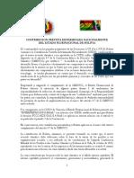 Estado Plurinacional de Bolivia1