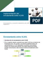 Capitulo 6 Enrutamiento Entre VLAN