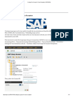 Creating Tax Groups for Taxes Exception _ SAP BRAZIL