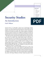 03. Williams_Security studies introduction.pdf