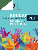 RPJ 17 04 - Educar Para La Participación Social y Ciudadana
