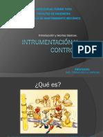 Conceptos Básicos de La Instrumentación y Control