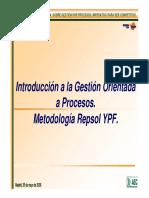 Introducción a la gestión orientada a procesos. Metodología Repsol YPF.pdf