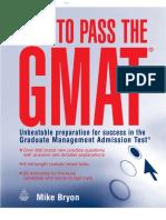 Hot to Pass GMAT
