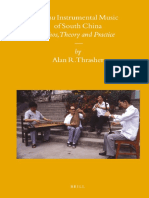 Sizhu Instrumental Music of South China Ethos, Theory and Practice  2008.pdf