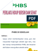 PHBS SD 2
