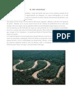 El Rio Amazonas