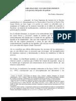 La Responsabilidad Del Estado Por Omision (Argentina)