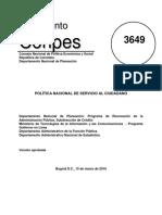 CONPES - 3649 DE 2010.pdf