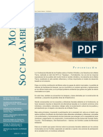 Monitoreo Socio Ambiental