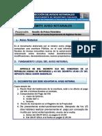 INFORMACION DEL TRAMITE DE AVISOS NOTARIALES.pdf