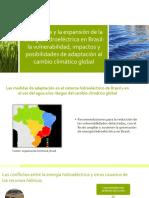 Amazonas y La Expansión de La Energía Hidroeléctrica
