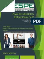 PLAN DE NEGOCIOS ROPA CASUAL SUR.pptx