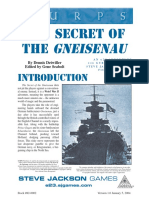 GURPS - 3e - WWII - Weird War II - The Secret of the Gneisenau.pdf