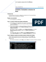 6.1.5.4 Lab - Common Windows CLI Commands.docx