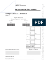 PAU Català 2011 Enunciat
