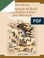 Livro _2000_Mineração No Brasil e America Latina - CETEM