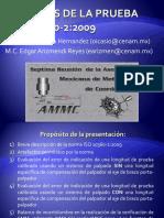 Presentacion Final ISO 10360 2 2010 EAR