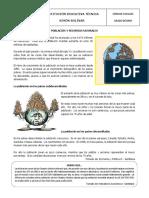 Guía Ciencias Sociales - Grado Décimo - Blog