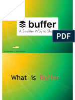 How to Use Buffer test