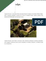 Capela Rosslyn - Descriere