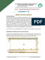Actividad Virtual 2 EJERCICIO PACKET TRACER