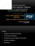Tema Modelos de Simulacion Ambiental