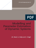 Modelling and Parameter Estimation of Dynamic Systems (J. R. Raol, G. Girija, J. Singh, 2004).pdf