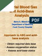 ABG & Acid Bas