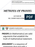 6 Methods of Proofs-1