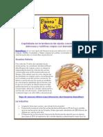 BannaStrow's | Franquicia de comida rapida