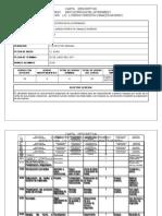 Carta Descriptiva Curso Reposteria Nivel Intermedio
