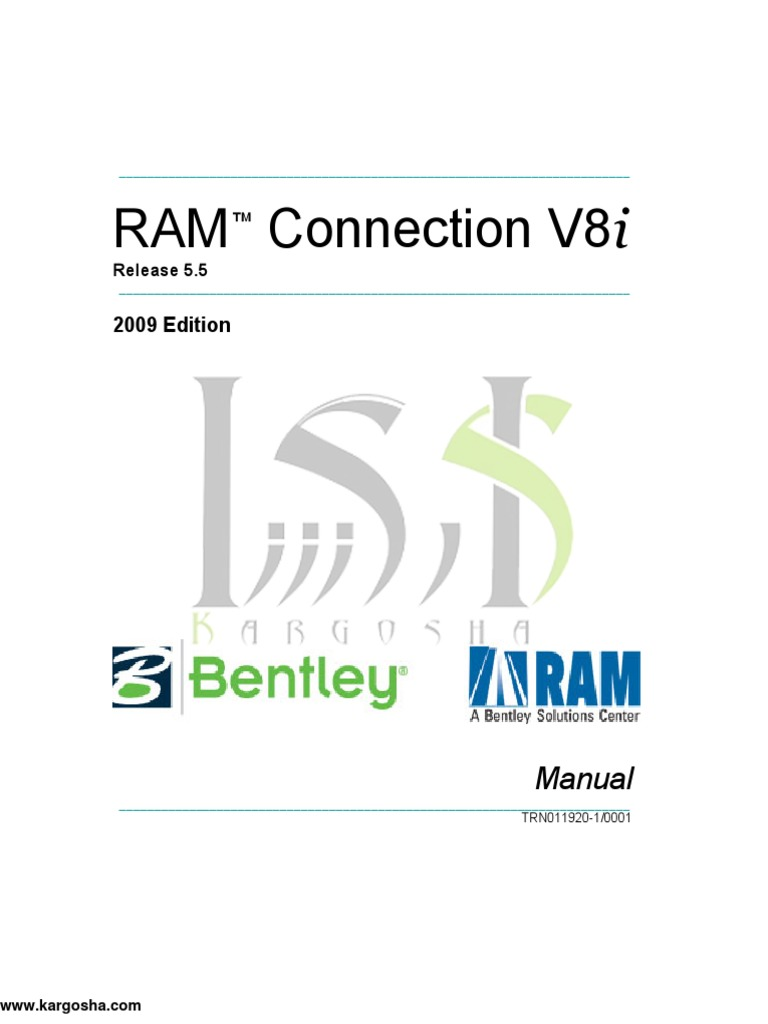 RAM CONNECTION_manual pdf | Button (Computing) | Trademark