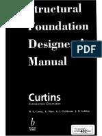 Structural Foundation Designer's Manual